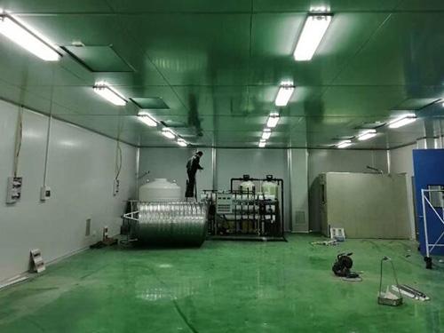 食品厂房装修设计规范