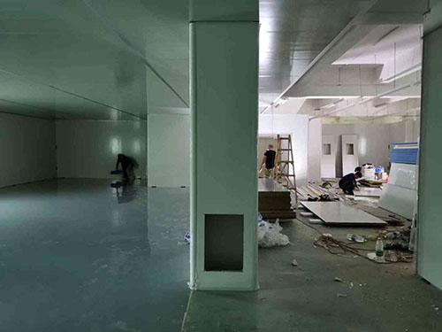 厂房装修具体有哪些施工流程?