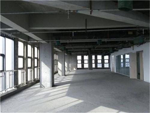 厂房装修墙面脱沙掉粉修补方法有哪些?