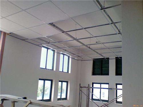 厂房装修吊顶有哪些比较好的方法?